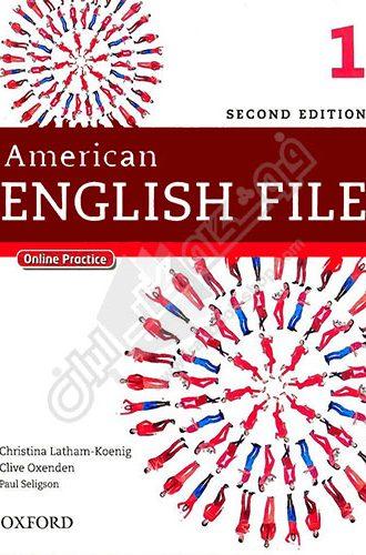 American English File 1 - 2nd Edition