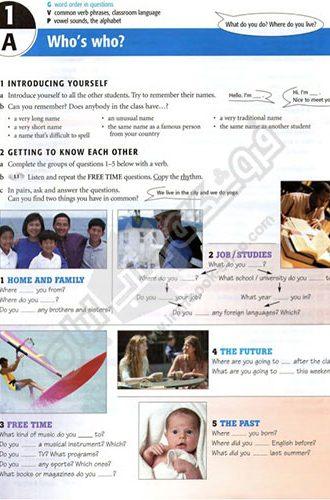 American English File 2 - Page