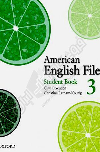 American English File 3
