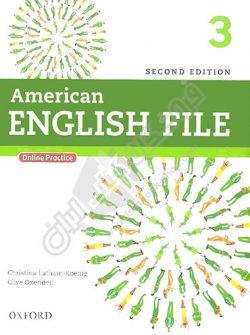 American English File 3 - 2nd Edition