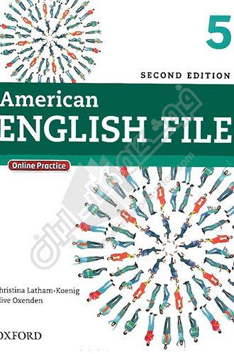 American English File 5 - 2nd Edition