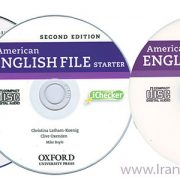 American English File - 2nd Edition - CD