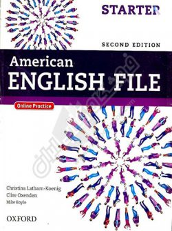 American English File Starter - 2nd Edition