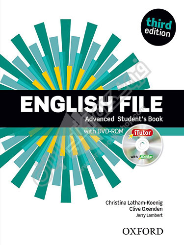 English File Advanced - Third Edition