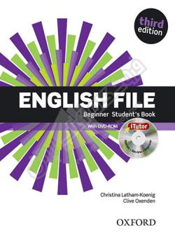 English File Beginner - Third Edition