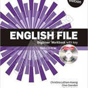 English File Beginner - 3rd Edition - Workbook