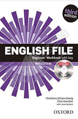 English File Beginner - 3rd Edition - Workbook