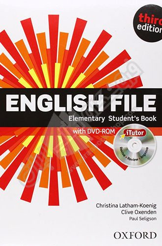 English File Elementary - Third Edition