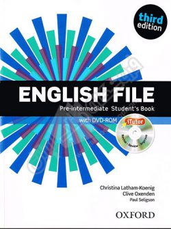 English File Pre-Intermediate - Third Edition