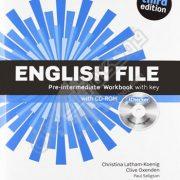 English File Pre-Intermediate - 3rd Edition - Workbook