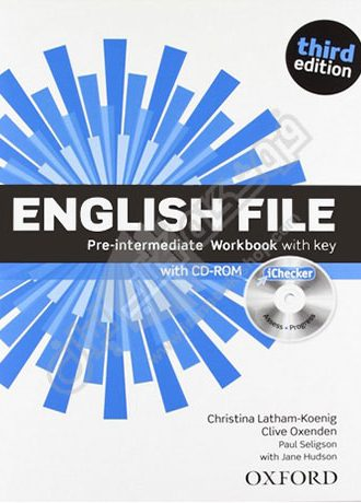 English File Pre-Intermediate - 3rd Edition - Workbook