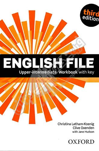 English File Upper-Intermediate - 3rd Edition - Workbook