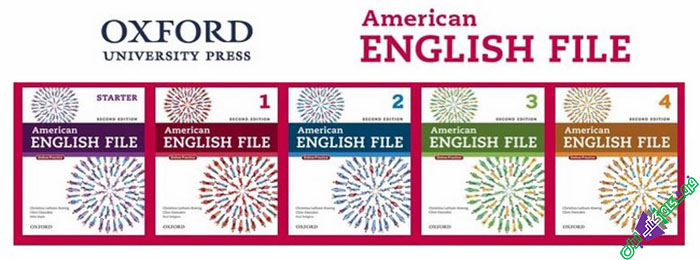 American-English-File-2nd-Edition