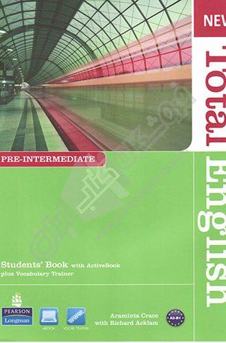 New Total English Pre-Intermediate