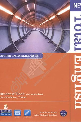 New Total English Upper-Intermediate