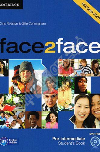 face2face Pre-Intermediate - Second Edition