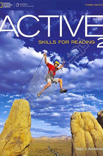 ACTIVE Skills for Reading 2 3rd Edition