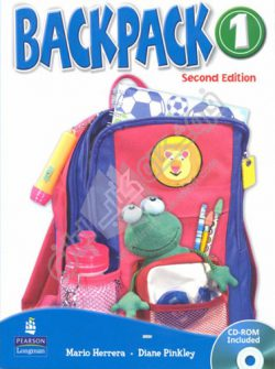 Backpack 1 - Second Edition