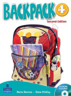 Backpack 4 - Second Edition