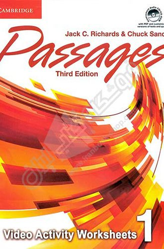 Passages 1 Video Activity - 3rd Edition
