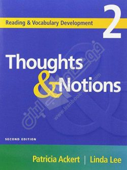 Thoughts and Notions 2 Second Edition