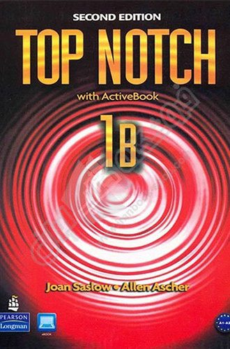 Top Notch 1B - 2nd Edition