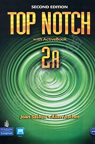 Top Notch 2A - 2nd Edition