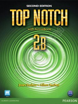 Top Notch 2B - 2nd Edition