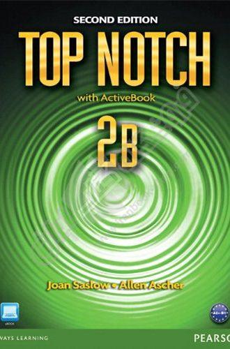 Top Notch 2B - 2nd Edition