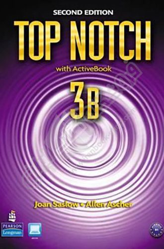 Top Notch 3B - 2nd Edition