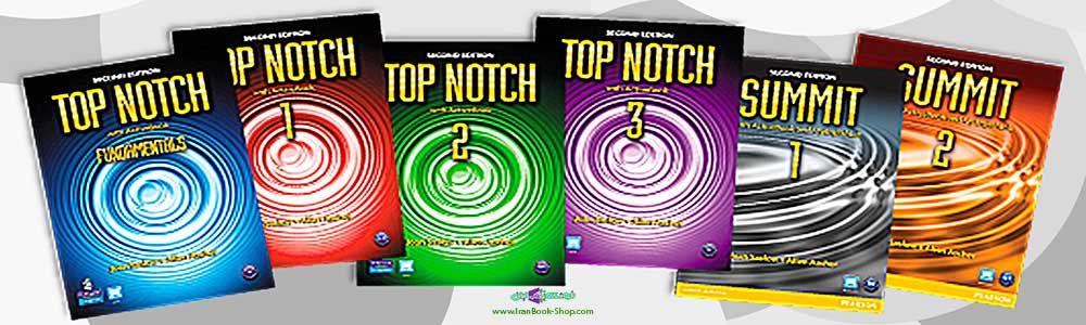 Top Notch and Summit - 2nd Edition