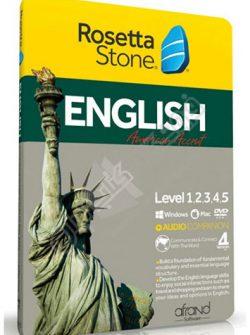 خودآموز انگلیسی رزتا