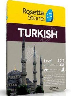 ترکی استانبولی رزتا استون