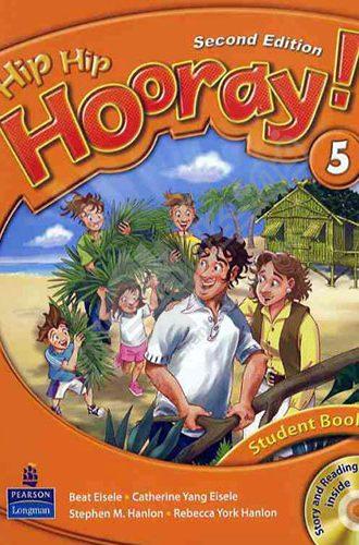 Hip Hip Hooray 5 - Second Edition