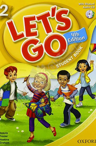 Lets Go 2 - Fourth Edition