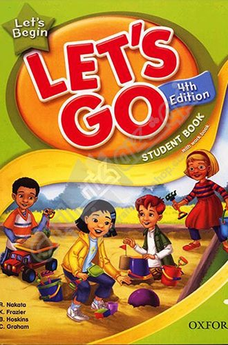 Lets Go Lets Begin - Fourth Edition