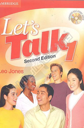 Lets Talk 1 - Second Edition