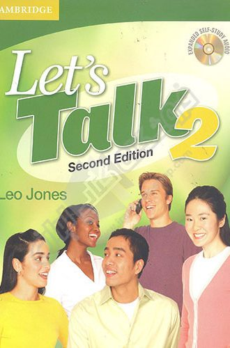 Lets Talk 2 - Second Edition