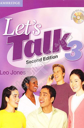 Lets Talk 3 - Second Edition