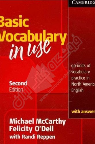 Basic Vocabulary in Use - Second Edition