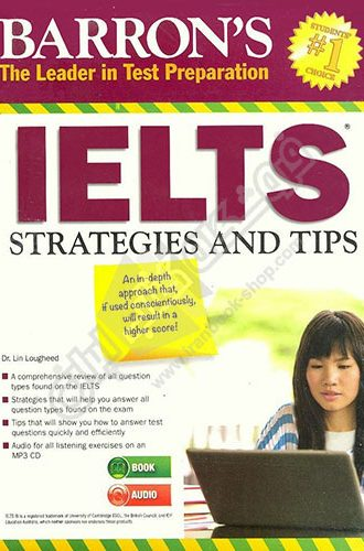 Barrons IELTS Strategies and Tips
