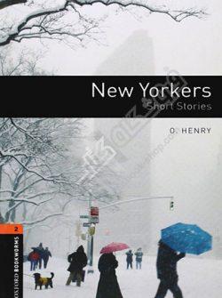 کتاب New Yorkers