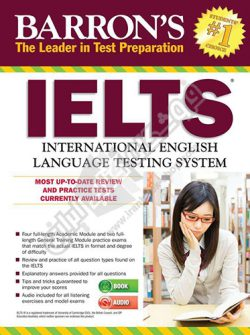 Barrons IELTS 4th Edition