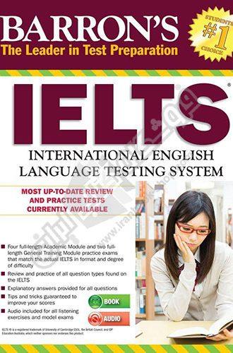 Barrons IELTS 4th Edition