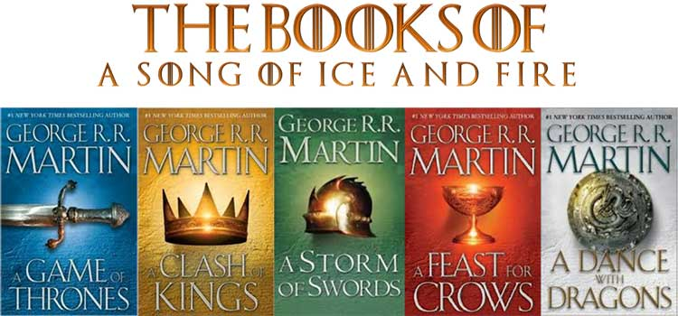 A Song of Ice and Fire Book