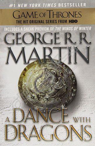 کتاب A Dance with Dragons