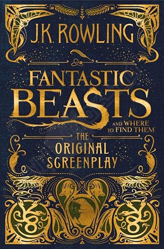 کتاب Fantastic Beasts and Where to Find Them