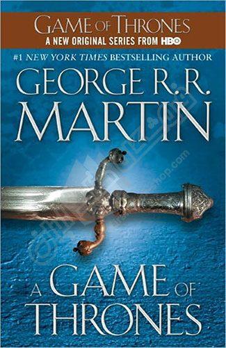 کتاب Game of Thrones