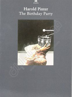 نمایشنامه The Birthday Party
