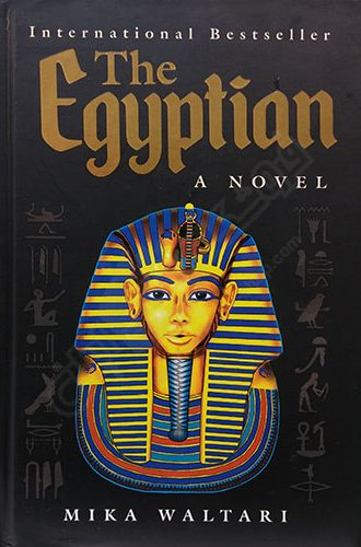 کتاب The Egyptian